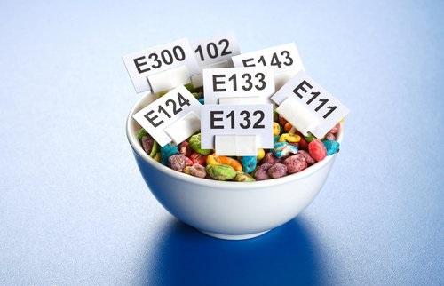 المواد الحافظة والمضافة في الصناعات الغذائية
