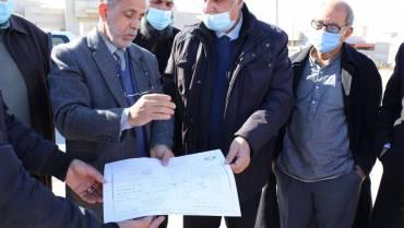 زيارة عمل ميدانية لمختبر زوارة للقياسات للإشعاعية والتدريب